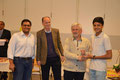 Spirit Of Cricket Award at the SCA / GXIStars Awards evening (19.1.2013)