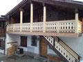 Renovation - Balkon