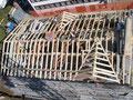 Dachkonstruktion eines MFH