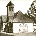 Erstes Feuerwehrhaus ab 1930