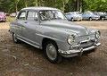 1951 Simca 9 Aronde