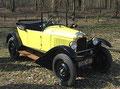 1926 Citroën Trèfle