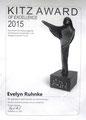 Zertifikat Nominierung Kitz-Award 2015