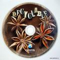 CD-r: цифровая печать + лак