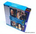 № 153 – ДигиПак DVD 12 полос, 5 треев +  карманом + SlipCase