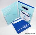№ 196 – Диджипак DVD 4 полосы, 1 трей + ложемент под флэшку + карман + СлипКейс