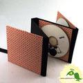 № 235 – Хардбэк CD 8 полос, 4 спайдера, с завязками