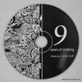 CD шелкография 1 пантон + белая подложка_ тех кольцо