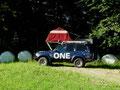 Letztes Camp mit ONE, Bodenseekreis, Deutschland