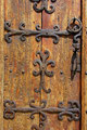 Matemale (St Pierre) - Détail porte