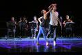 Virginie Baïet-Dartigalongue et Danseur Hip Hop Matthieu Millot