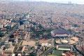 """Barcelone / Barcelonés - Cité Universitaire et Stade du """"Barça"""""""