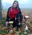 Herbst 2014, wir sind NÖ Agility Landesmeister