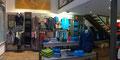 2015 // Visual merchandising // LAFUMA store _ Nice