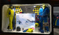 2015 // Window MILLET Expert shop_Chamonix Mt Blanc