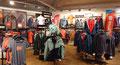 2019 // Visual Merchandising MILLET/EIDER/LAFUMA // Andaska shop_Briançon