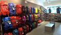 2016 // Visual merchandising MILLET Expert shop _ Cortina d'Ampezzo