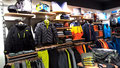 2015 // Visual Merchandising THE NORTH FACE store opening// Les Arcs 1800