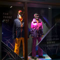 2016 //Window THE NORTH FACE store _ Les Arcs 1800