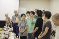 同じく原田さん、実はパーク内のいろいろなサークルに参加、サポートされてます!