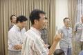 来期も含めての構想と1年を振り返っての想いを語る鈴木理事長