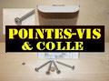 Fixation Pointes & Vis