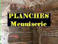 Planches MENUISERIE
