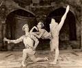 "© Zoe Dominic; Jane Landon mit Piers Beaumont in ""Raymonda"", 1966"