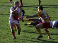 Hull KR  vs Dragons Catalans 27-02-2011   © Tracey DIXON