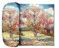 Artikel Nr. 9177 - Pfirsischbaum - van Gogh