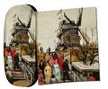 Artikel Nr. 9163 - Mühle blute-fin - van Gogh
