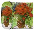 Artikel Nr. 9176 - Mohn und Gänseblümchen - van Gogh