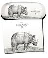 Artikel Nr. 9634 - Rhinocerus - Dürer