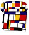 Artikel Nr. 9458 - Mondrian 2