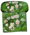 Artikel Nr. 9164 - Pink roses - van Gogh
