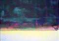 """2009  Serie """"A eins"""" 15x20cm Akryl auf Leinwand"""