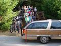 Labor Day Bike Camp