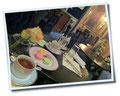 日本橋 ランチ お茶