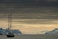 Isfjord og/und Borebre
