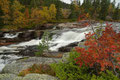 Foss ved / Wasserfall bei Eggedal