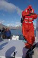 Det finnes rare skapninger på Svalbard III / Auf Spitzbergen gibt es seltsame Gestalten III