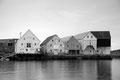 Im Hafen von Runde / Runde havn