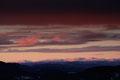 Lifjell im Abendlicht / Lifjell i kveldssol