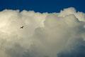 Über den Wolken... / Over skyene...
