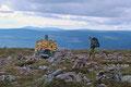 På vei til / Anstieg zum Fulufjellet, Foto: Michael Dötterer