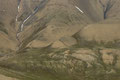Fjellbakker ved Hiorthfjellet / Bergabhänge am Hiorthfjell