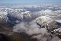 Flybilde fra Svalbard / Luftbild von Spitzbergen