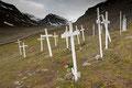 Longyearbyens kirkegård / Friedhof