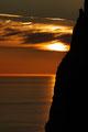 Rundebranden im Sonnenuntergang / Rundebranden i solnedgang