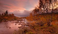 Høst på fjellet / Herbst in den Bergen, Rauland